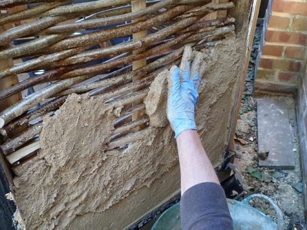 Image result for wattle and daub